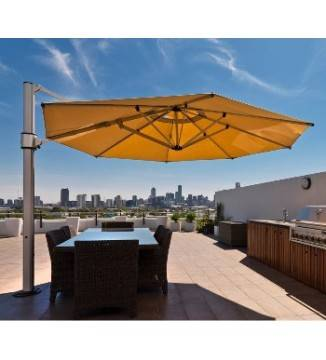 Buy our cantilever parasols on sale - Spain, UK