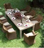 Recycled Teak Dining Sets