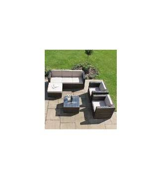 Get the Most Comfortable Rattan sofa sets for your Garden