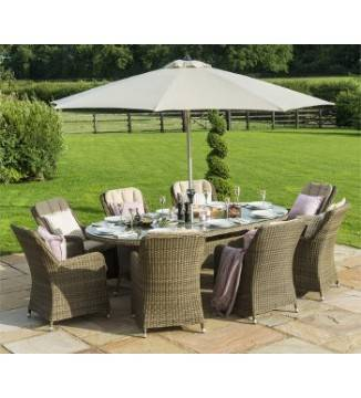 Winchester Range of garden Furniture